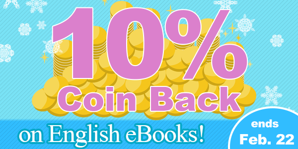 10% Coin Back Campaign!