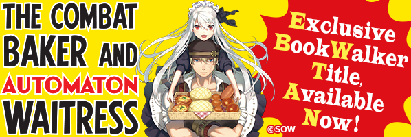 The Combat Baker and Automaton Waitress