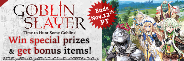 Goblin Slayer Anime Campaign