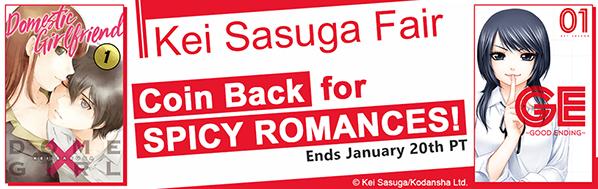 Kei Sasuga Fair!