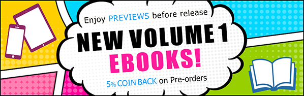 New Series Volume 1 Pre-Order Collection!