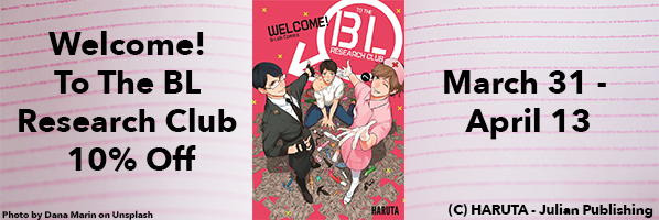 Media Do Welcome! To the BL Research Club Volume 1 Sale