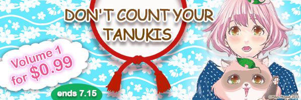 Media Do DON'T COUNT YOUR TANUKIS Volume1 Sale
