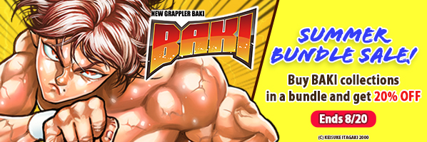 Baki Bundle Sale