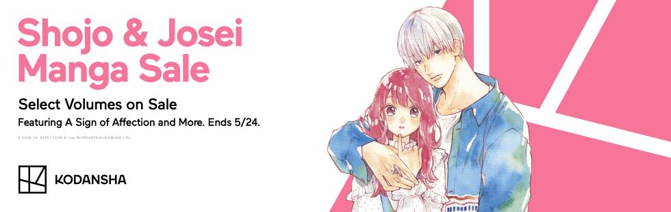 Kodansha promotion: Shojo & Josei