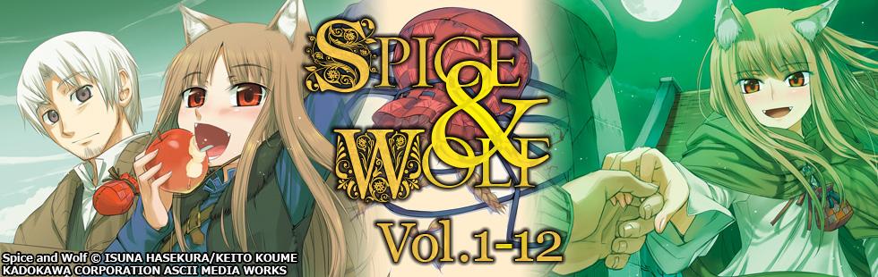 Spice and Wolf (manga)