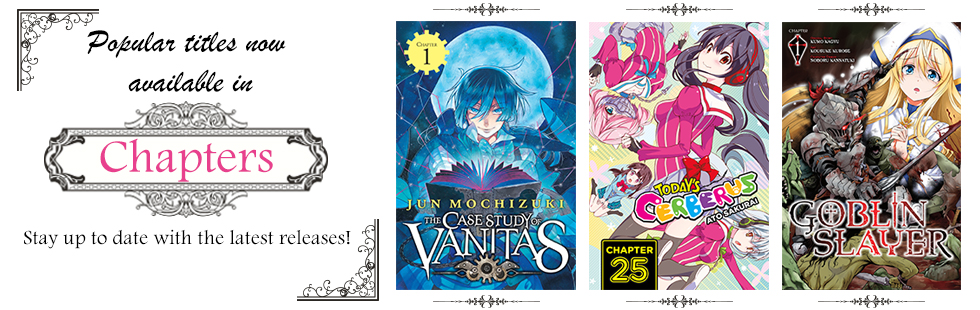 Chapter release titles now available on BookWalker