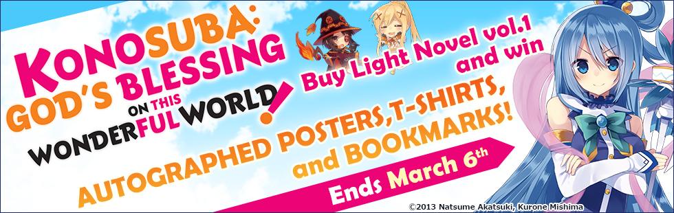 Konosuba Special Campaign