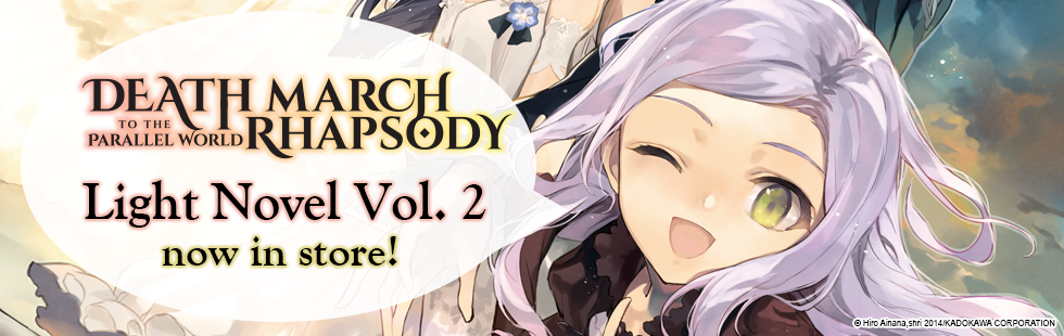 Death March to the Parallel World Rhapsody Vol. 2