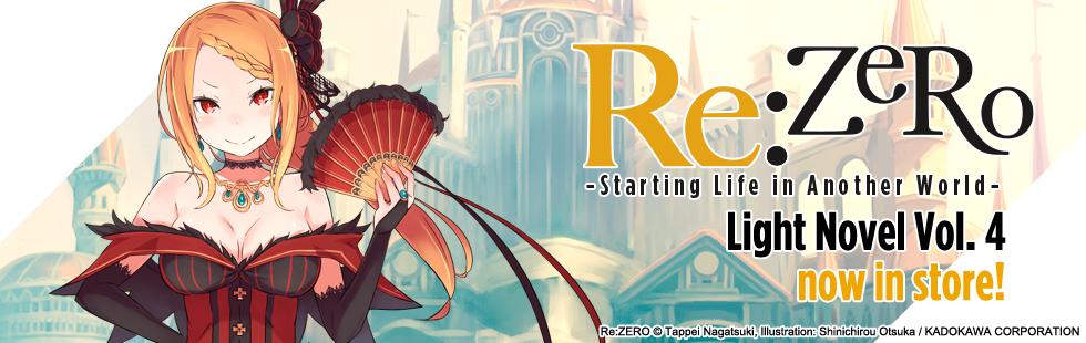Re:ZERO Vol.4