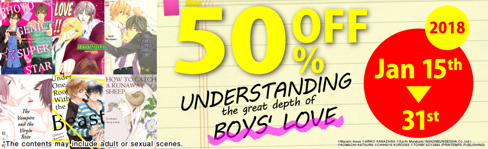 Media Do - UNDERSTANDING BOYS' LOVE Sale