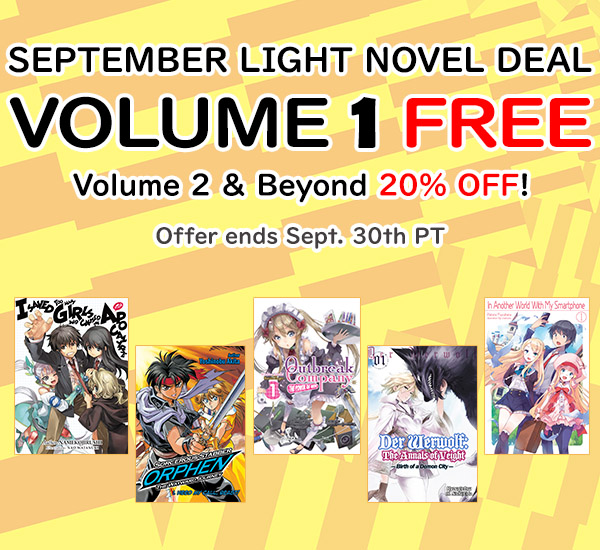 BOOK☆WALKER Global Store - Digital Manga & Light Novels