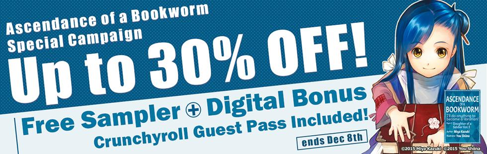 Ascendance of a Bookworm Special Campaign