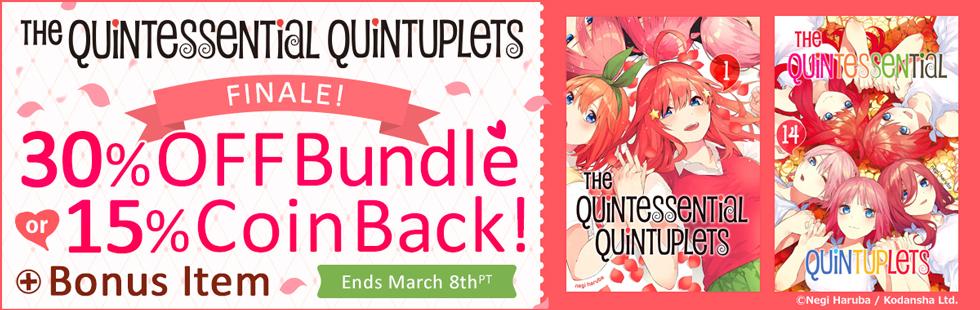 The Quintessential Quintuplets Season 2 Promotion!