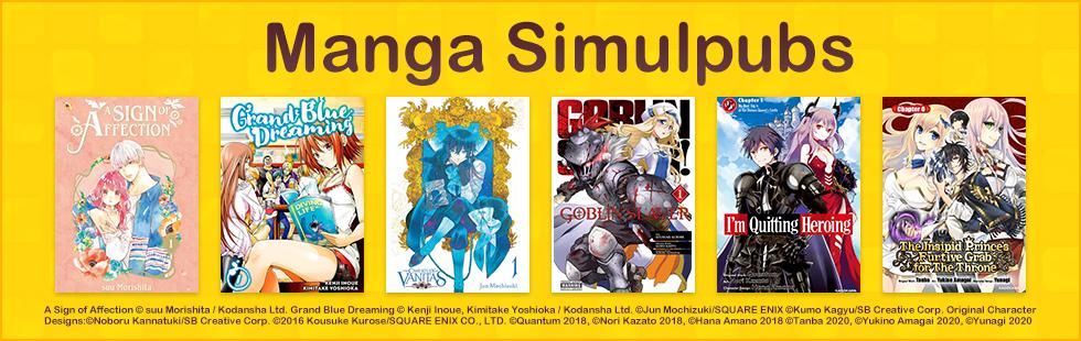 Manga Simulpubs