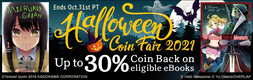 Halloween Coin Fair! 2021