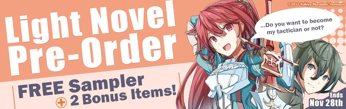 Altina the Sword Princess Pre-Order Campaign!