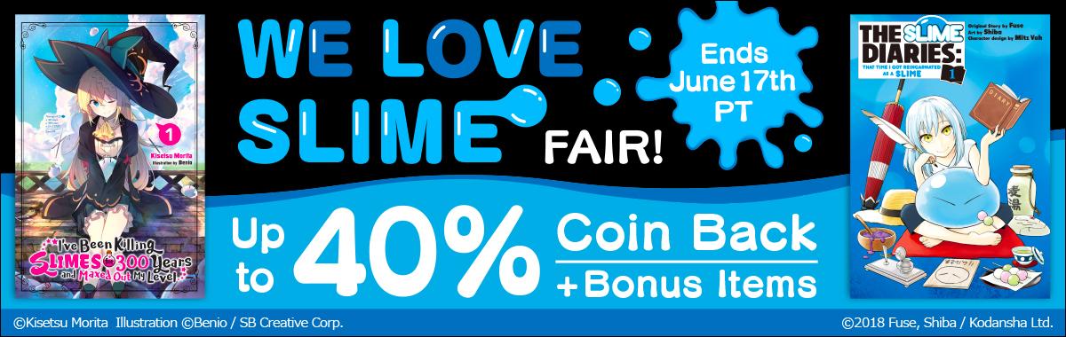 We Love Slime Fair!