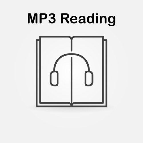 Bonus MP3 Reading by TheAn1meMan for purchases made by Sept. 9