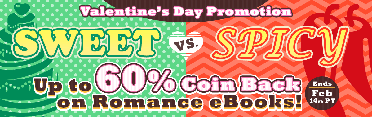 Sweet or Spicy? - Valentine's Coin Back