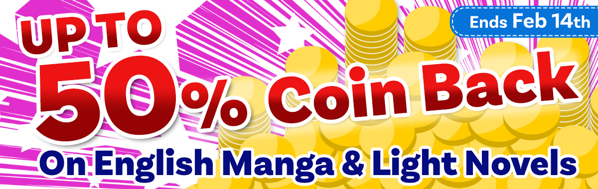 February Coin Back!