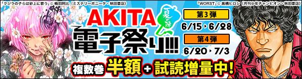 AKITA電子祭 夏の陣 3