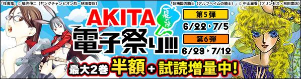 AKITA電子祭 夏の陣5&6!