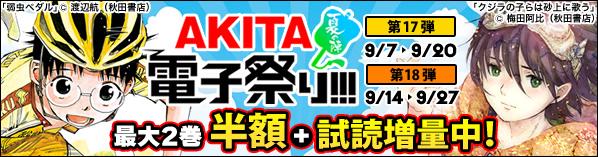 AKITA電子祭 夏の陣 17弾&18弾