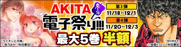 AKITA電子祭り 冬の陣