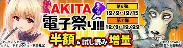 AKITA電子祭り 冬の陣 第6-7弾