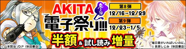 AKITA電子祭り 冬の陣 第8-9弾