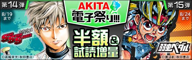 【AKITA電子祭り 夏の陣】第14弾&第15弾