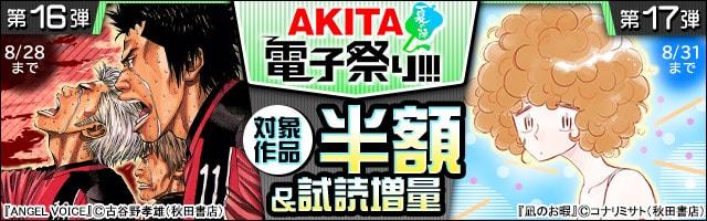 【AKITA電子祭り 夏の陣】第16弾&第17弾