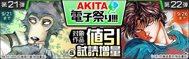 【AKITA電子祭り 夏の陣】第21弾&第22弾