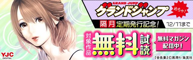 グランドジャンプめちゃ! 隔月定期発行記念!!GJめちゃフェア