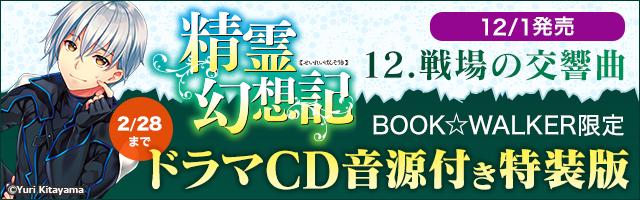 『精霊幻想記』ドラマCD付き限定版