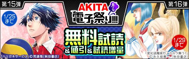 【AKITA電子祭り 冬の陣】第15弾&第16弾