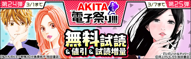 【AKITA電子祭り 冬の陣】第24弾&第25弾