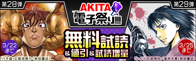 【AKITA電子祭り 冬の陣】第28弾&第29弾