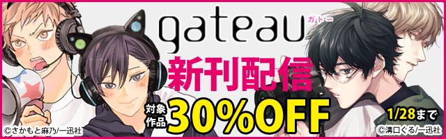 gateau 2020年1月 キャンペーン