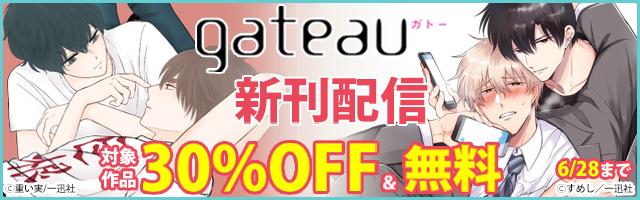 「愛しのXLサイズ・続々」配信 gateau新刊キャンペーン