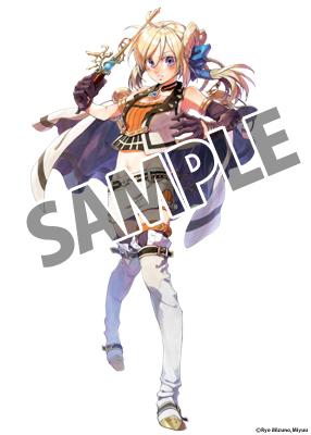 【購入特典】デジタルピンナップ