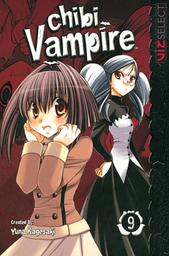 Chibi Vampire, Vol. 9