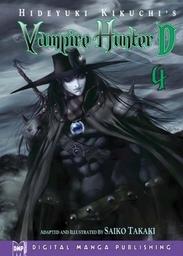 Vampire Hunter D Vol. 4