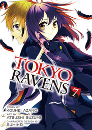 TOKYO RAVENS 7