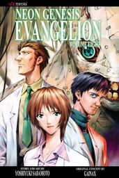 Neon Genesis Evangelion, Vol. 8