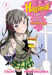 Haganai: I Don't Have Many Friends