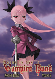 Dance in the Vampire Bund Vol. 2