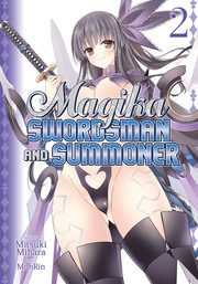 Magika Swordsman and Summoner Vol. 2