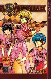 Clamp School Detectives, Volume 3